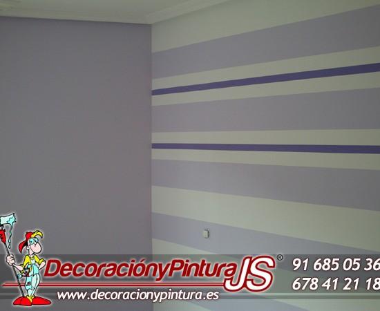 Pintor en madrid decoraci n y pintura js - Busco trabajo de pintor en madrid ...