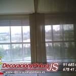 estuco maximo brillo reflejo ventana