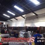 Garajes y naves industriales