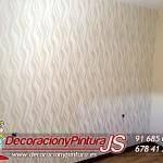 papel pintado escalera 2
